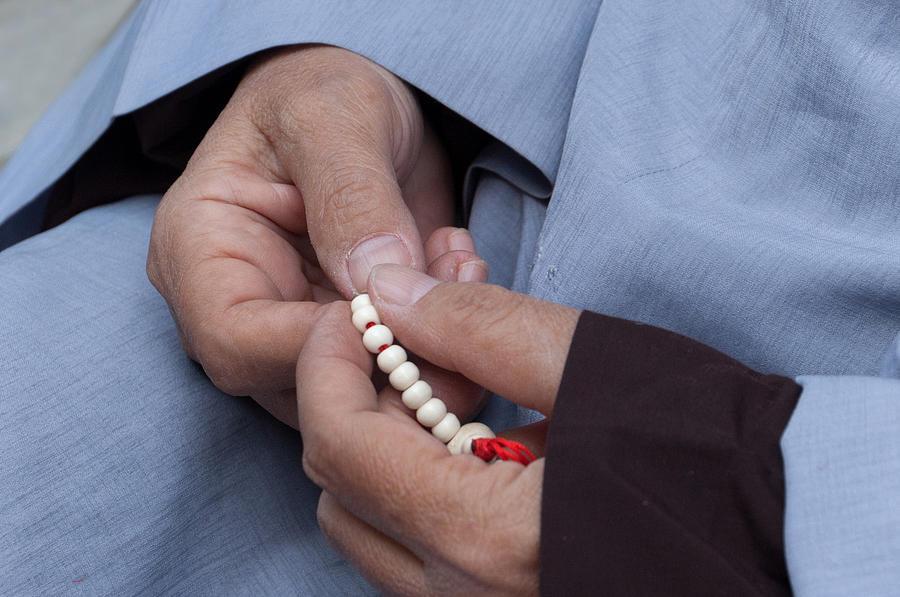 Prayer Beads-2 Photograph