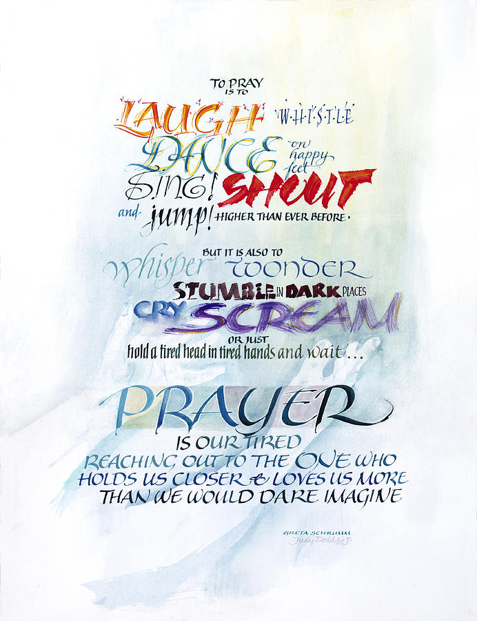 Prayer Painting