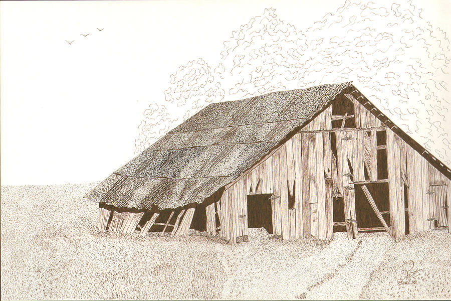 Pre-collapse Drawing
