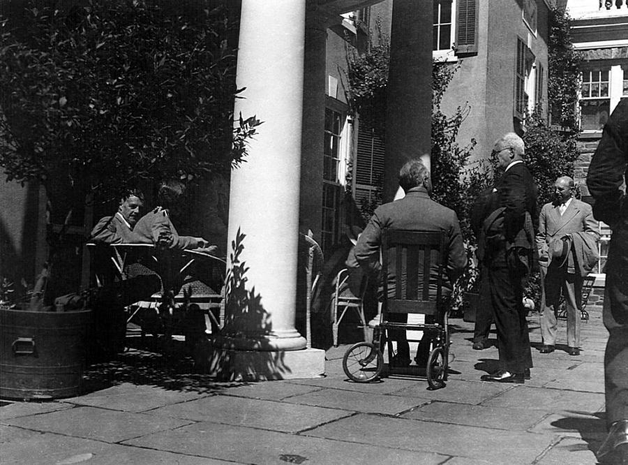 President Franklin Roosevelt Photograph