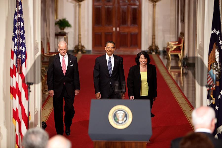 President Obama And Vp Biden Photograph  - President Obama And Vp Biden Fine Art Print