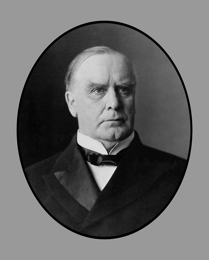 President William Mckinley  Painting
