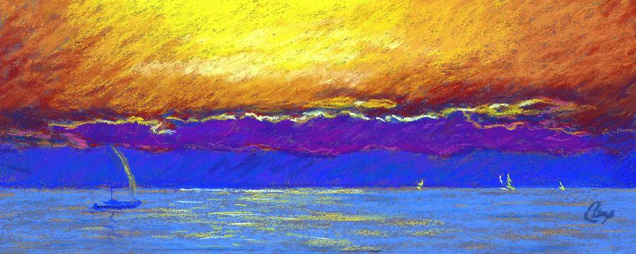 Presque Isle Bay Painting