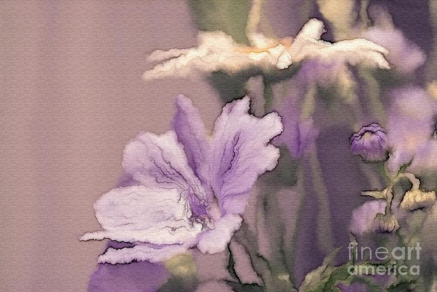 Pretty Bouquet - A05t01 Digital Art