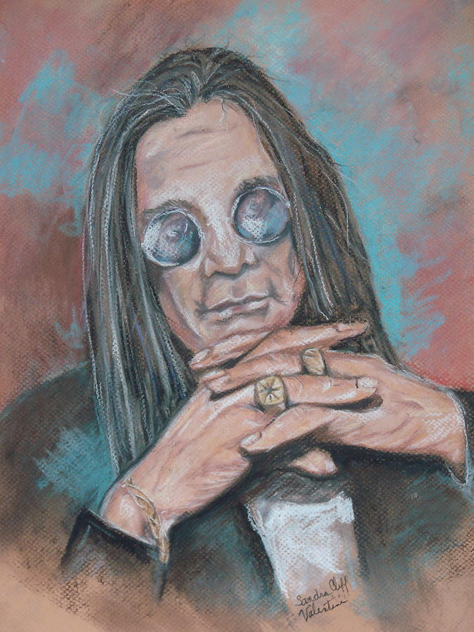 Prince Of Darkness Pastel