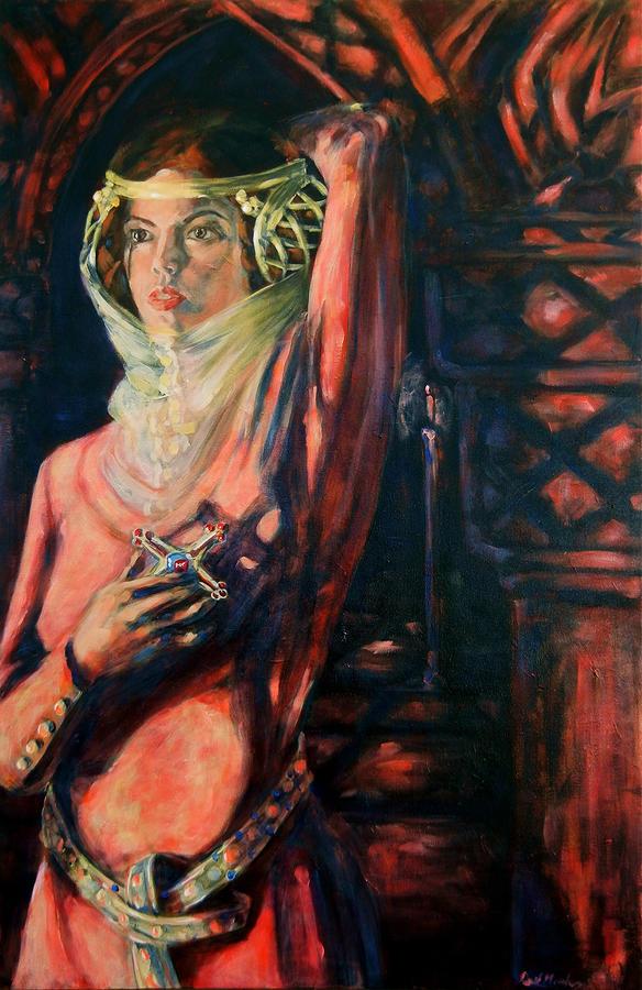 Princess Isabella Painting
