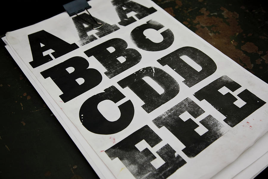Printed Posters Photograph
