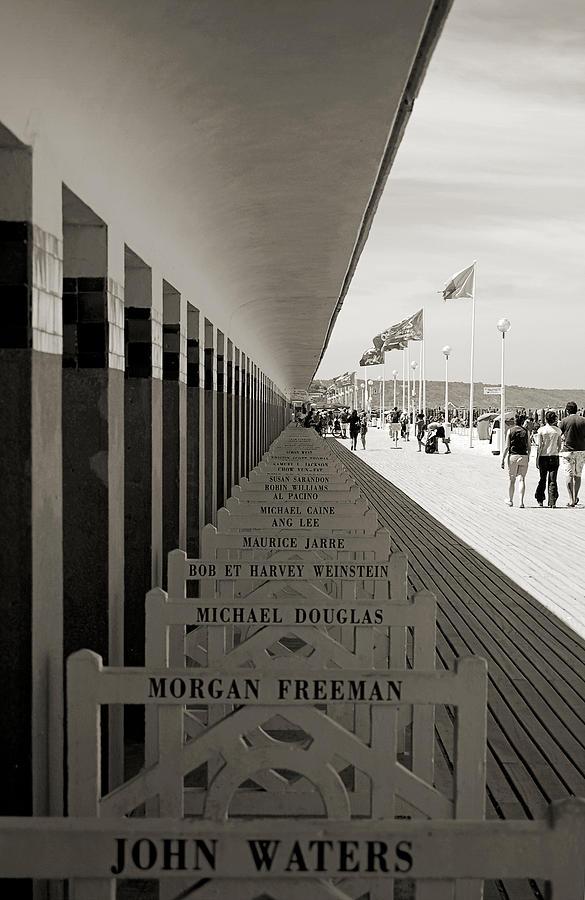 Promenade Des Planches Photograph