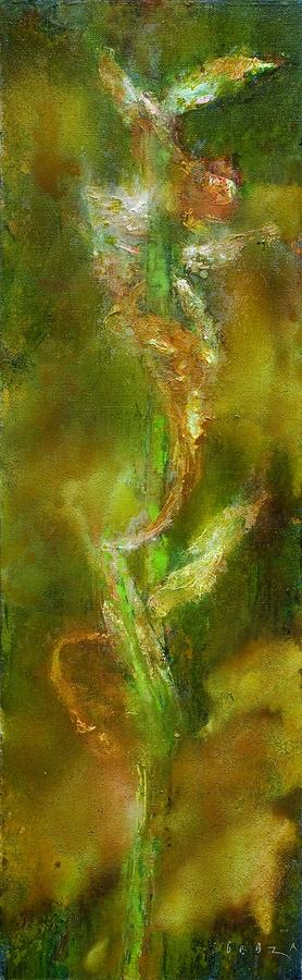 Proto-iris 12 Painting
