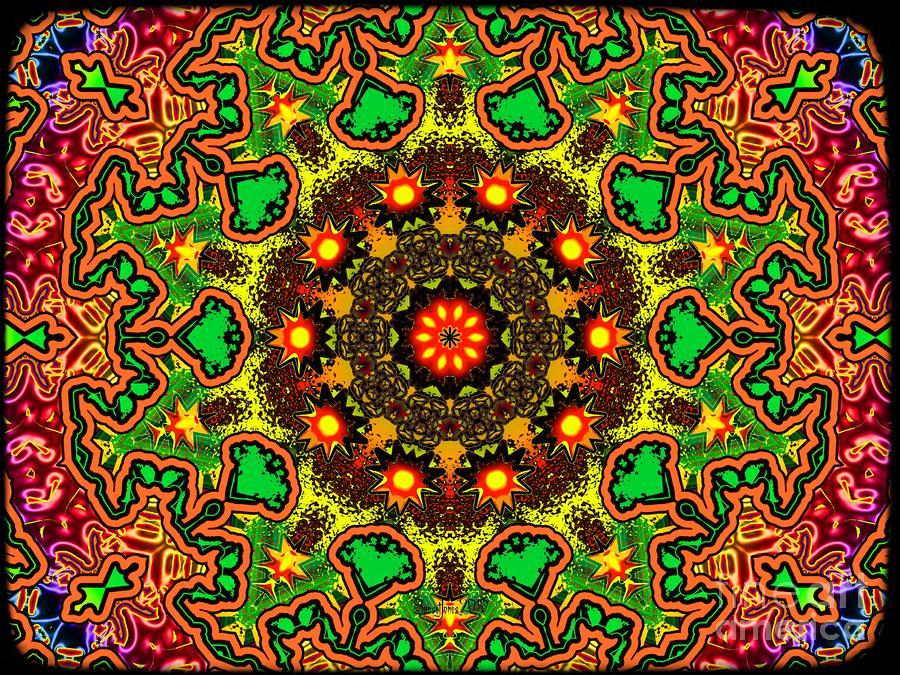 Psych Digital Art
