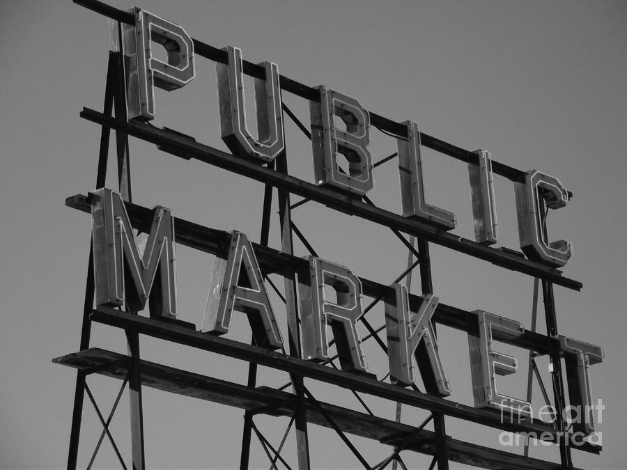 Public Market Digital Art