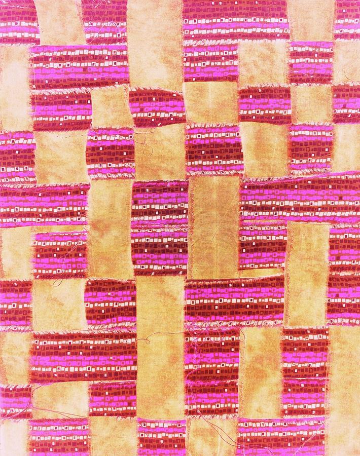 Pueblo Tapestry - Textile