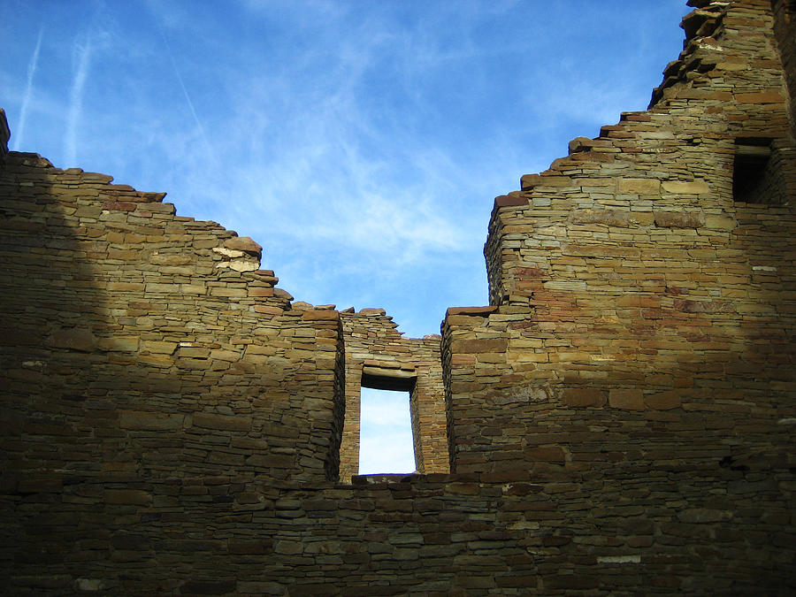 Pueblo Window  Photograph