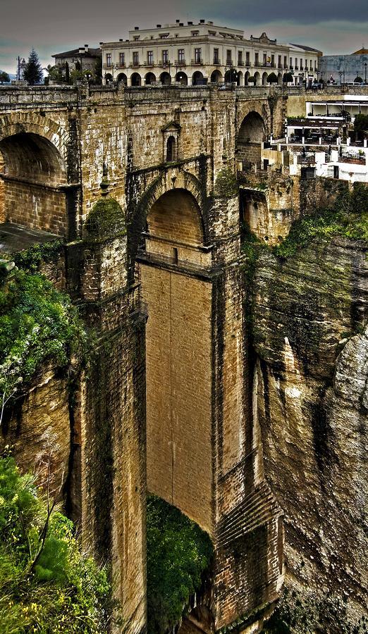Puente Nuevo - Ronda Photograph