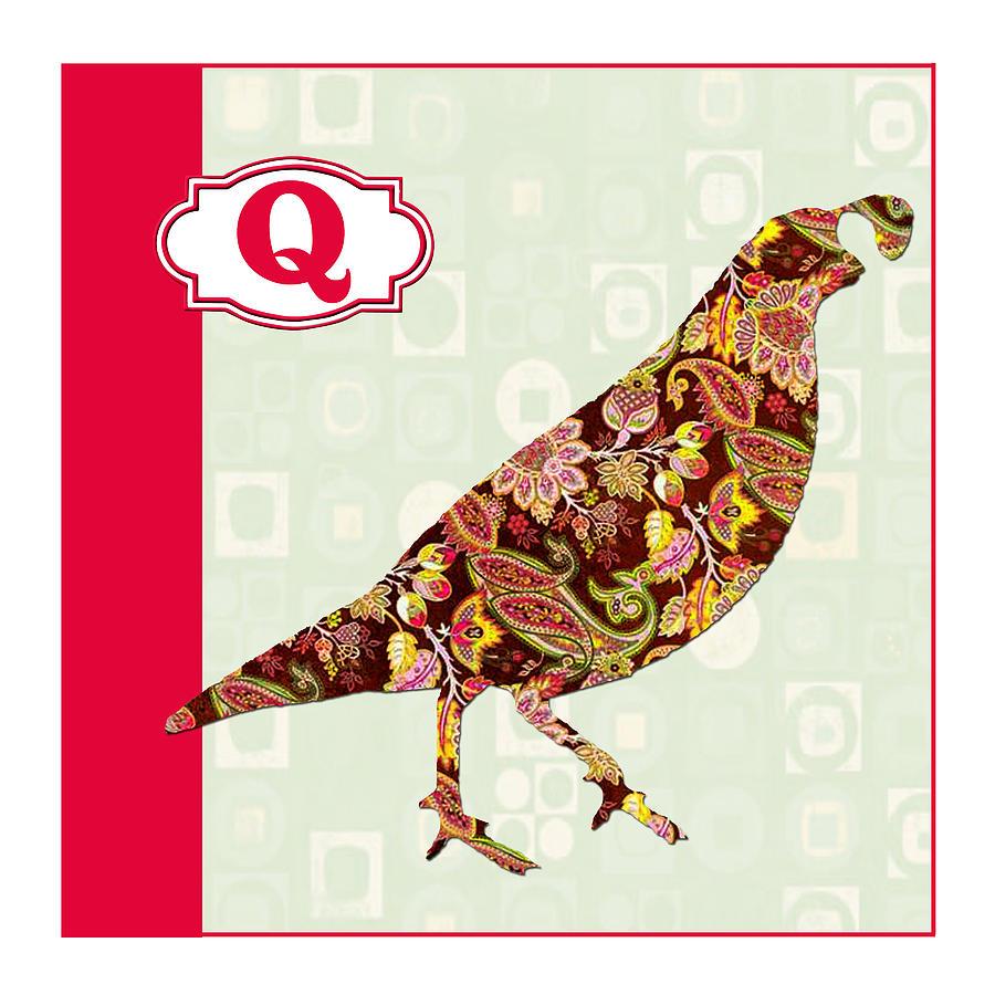 Q Is For Quail Q Is For Quail Paintin...