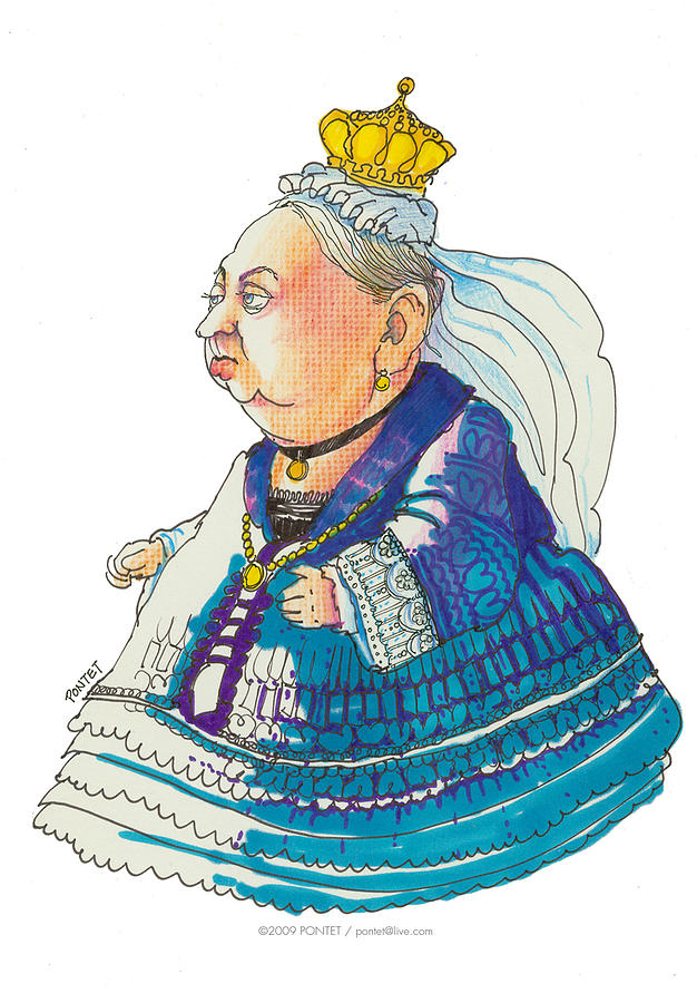 thesis on queen victoria