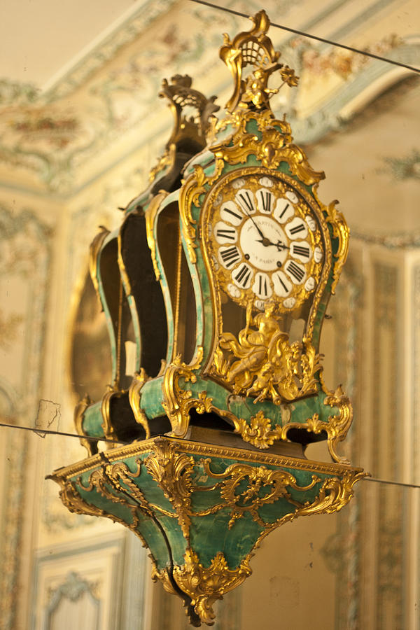 Queens Clock Photograph