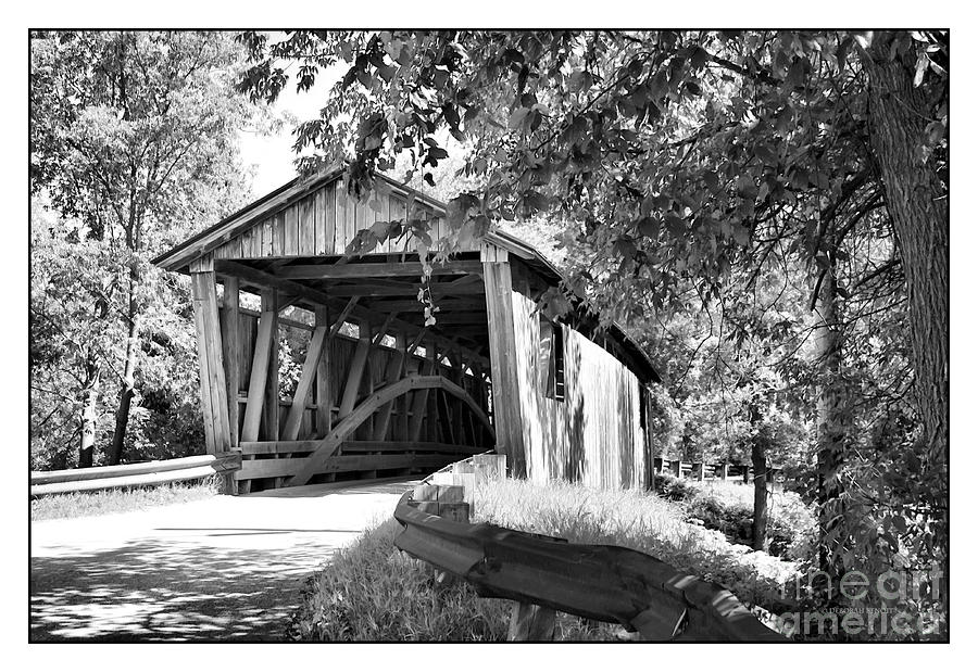 Quinlan Bridge Photograph  - Quinlan Bridge Fine Art Print