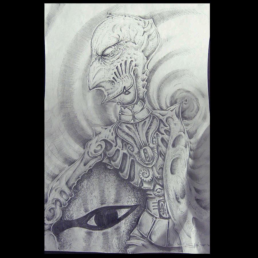 RA Drawing