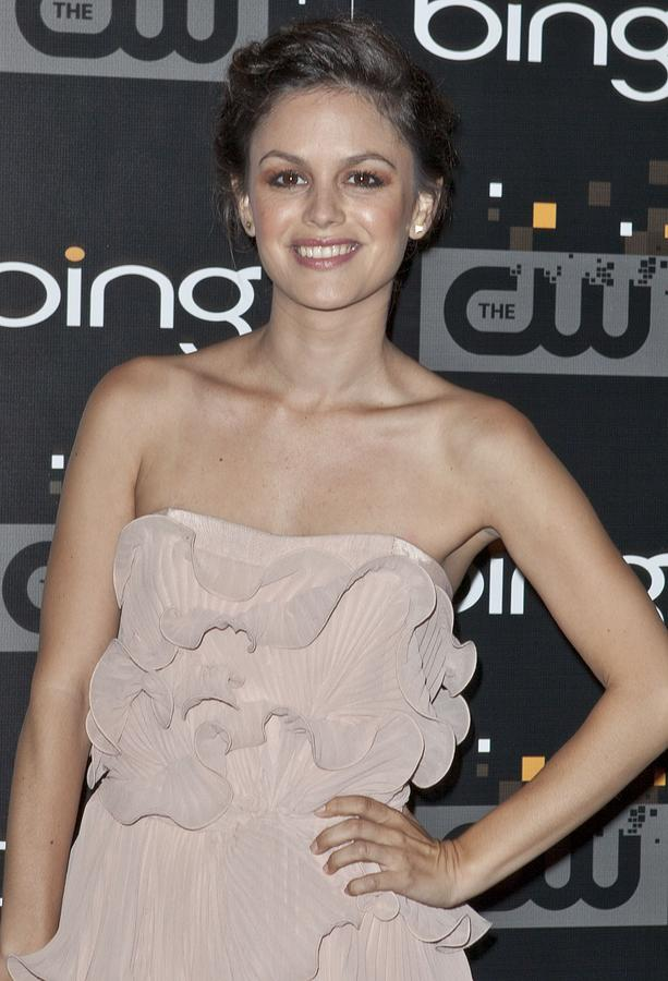 Rachel Bilson At Arrivals For Bing Photograph