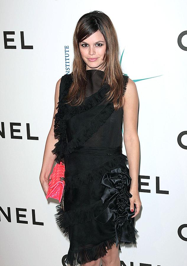 Rachel Bilson Wearing Chanel Photograph  - Rachel Bilson Wearing Chanel Fine Art Print