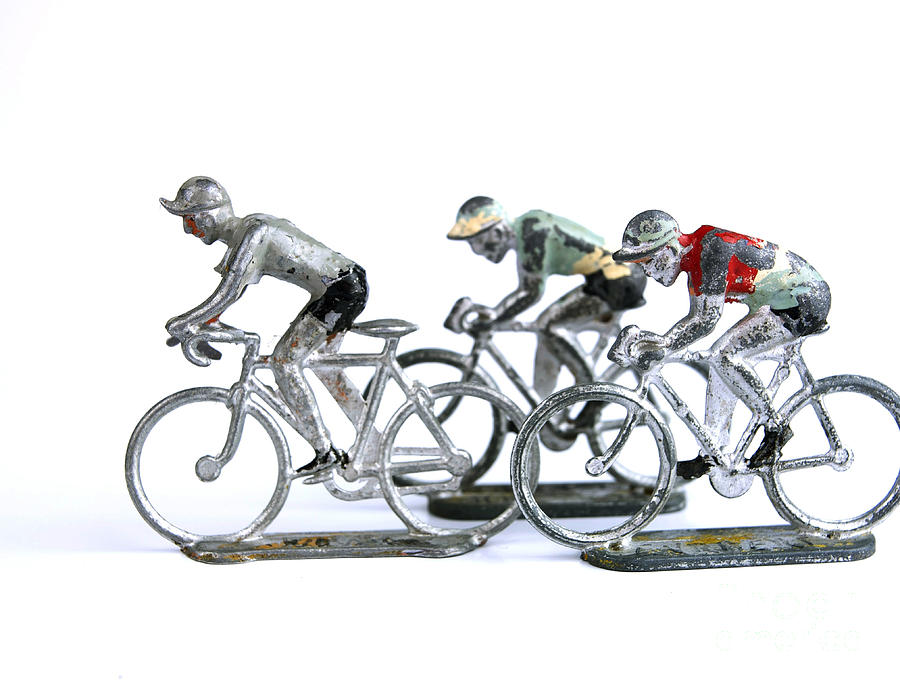 Racing Cyclist Photograph  - Racing Cyclist Fine Art Print