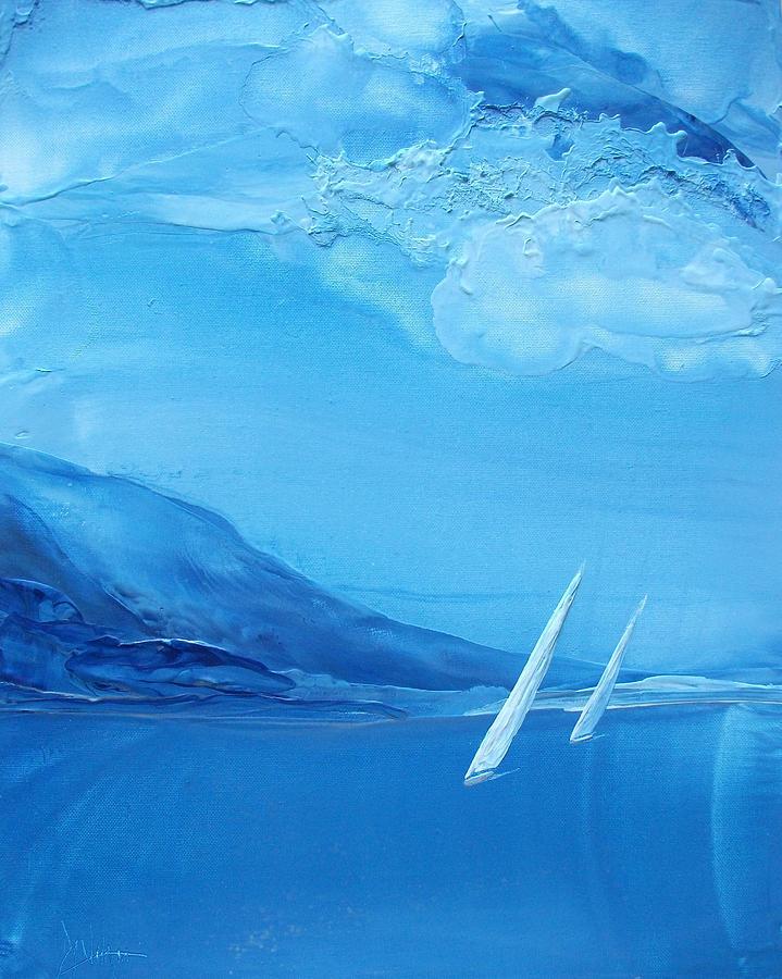 Racing Sailboats 6 Painting