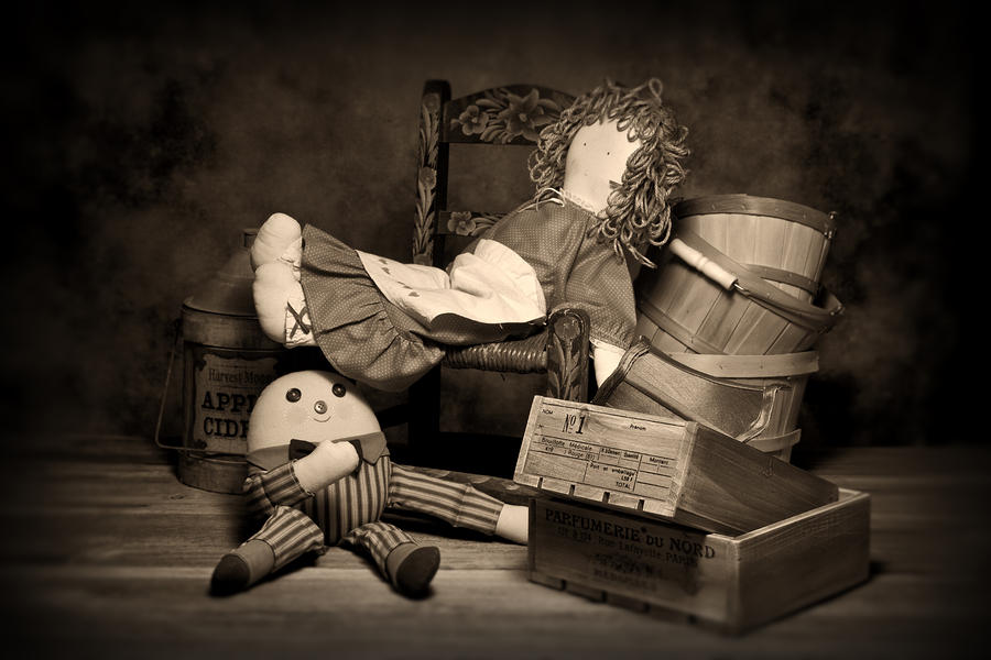 Rag Doll Photograph  - Rag Doll Fine Art Print