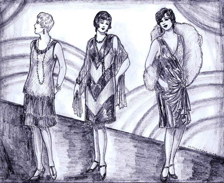 http://images.fineartamerica.com/images-medium-large/rainbow-1920s-fashions-mel-thompson.jpg