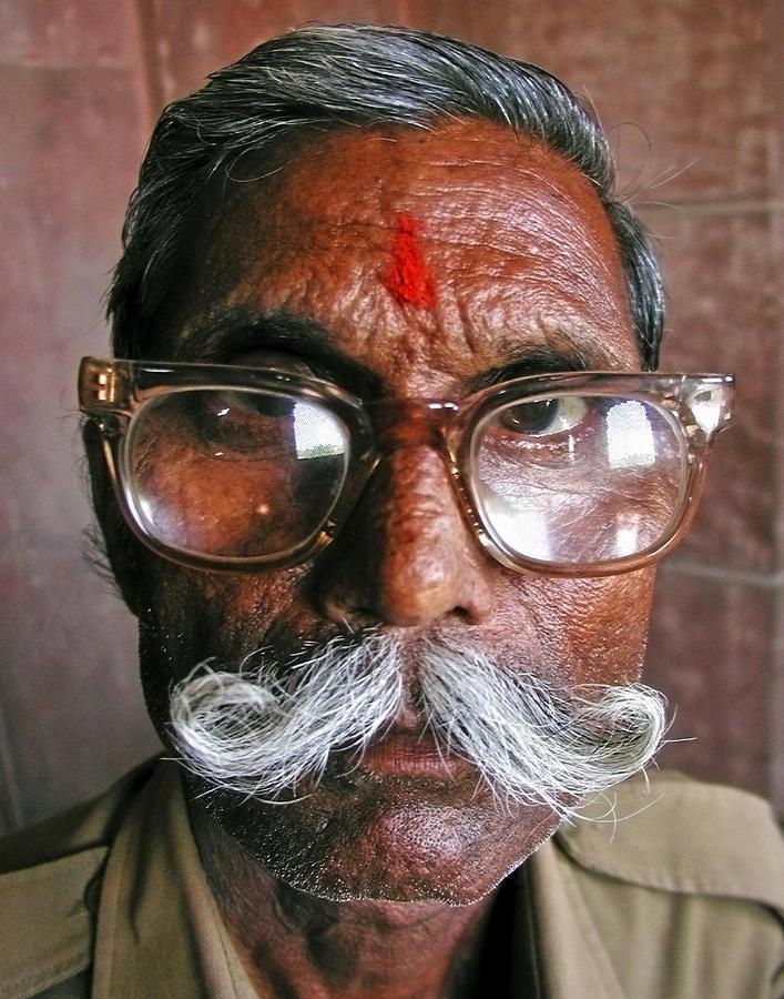 Raj Guard Photograph