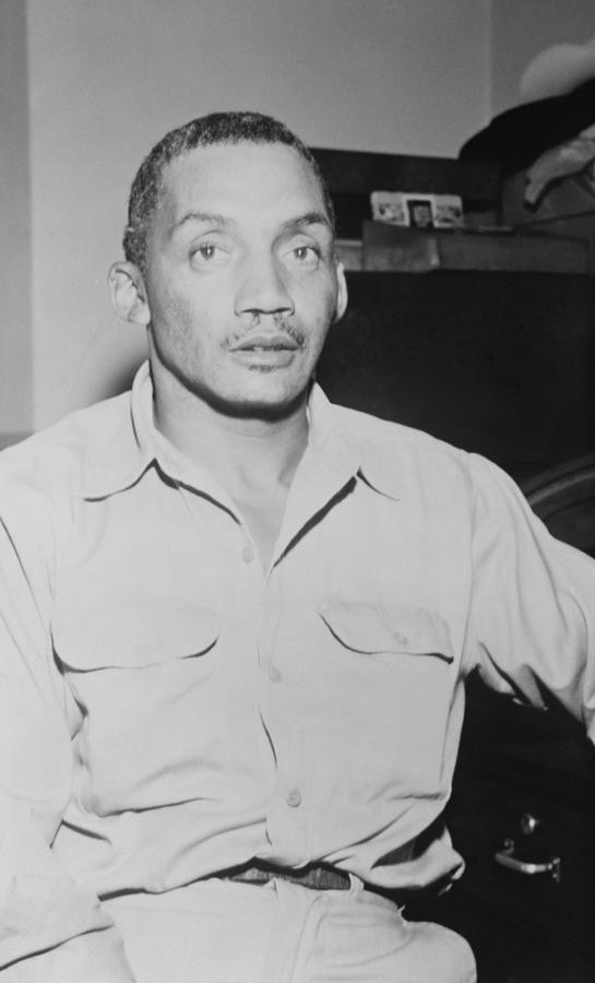 Ralph Ellison 1914-1994, African Photograph