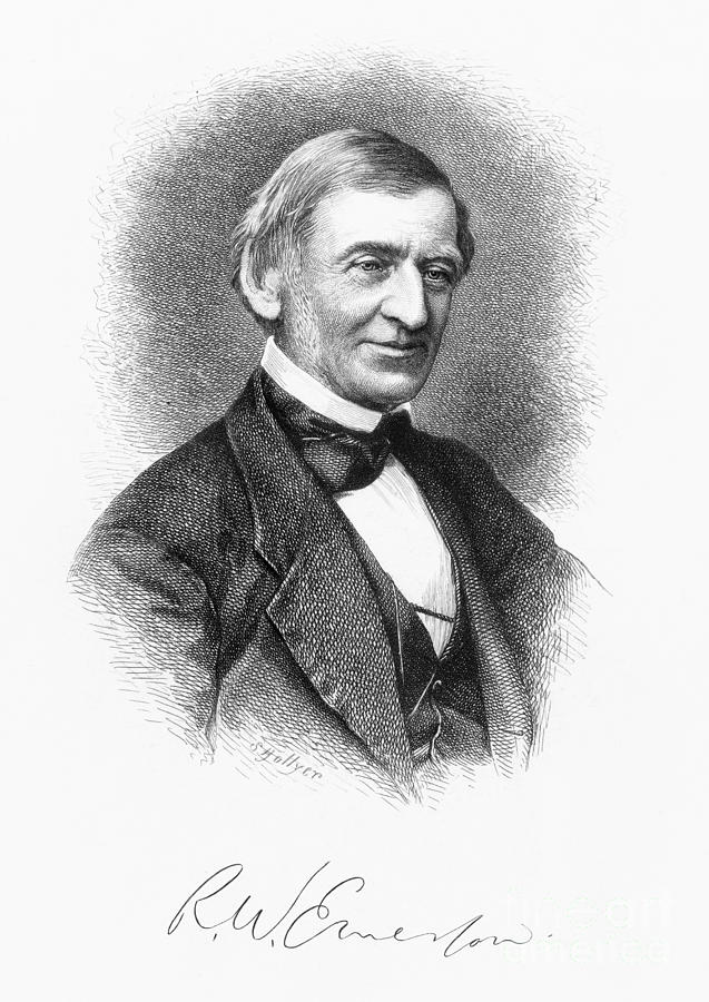 Ralph Waldo Emerson Quotes & Biography - Quotes HQ