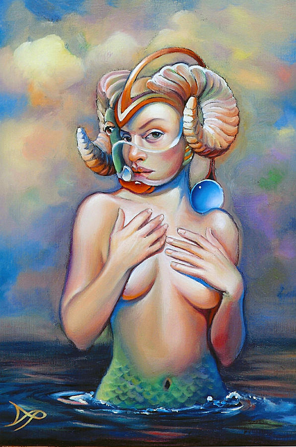 Ram Cephalarvum Painting  - Ram Cephalarvum Fine Art Print