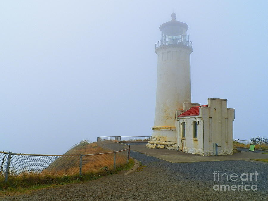 Random Beauty - North Head Lighthouse Photograph  - Random Beauty - North Head Lighthouse Fine Art Print