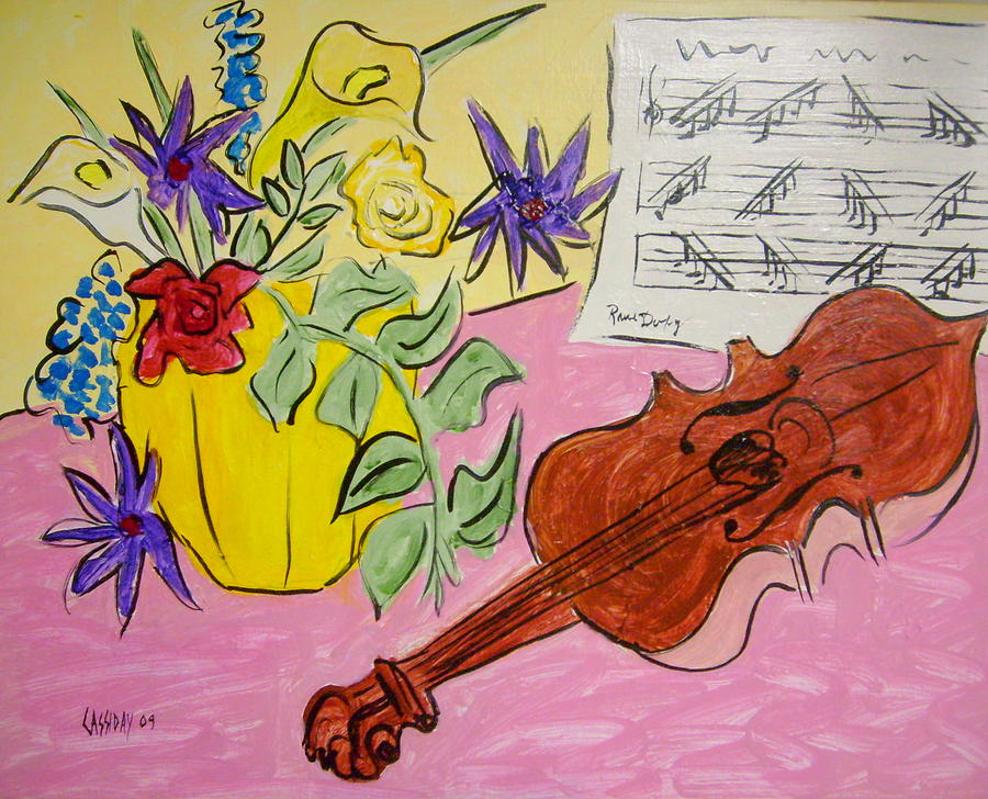 Raoul Dufy Study With ...