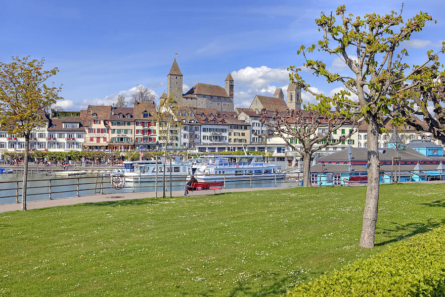 Rapperswil Photograph