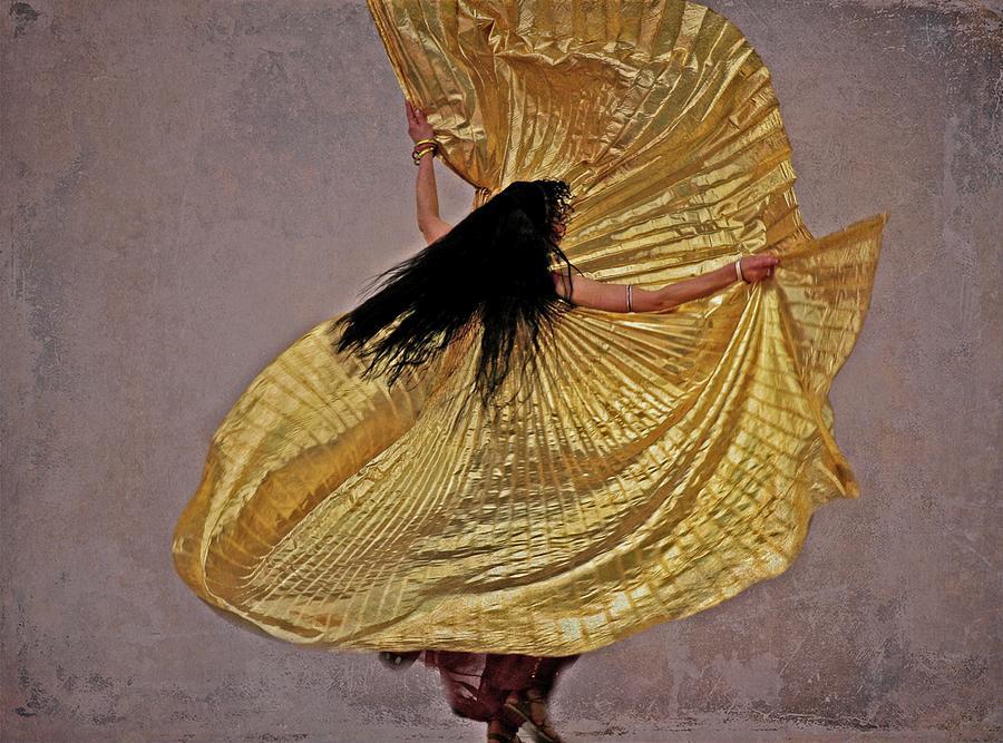 Dancer Photograph - Raqs Sharqi by Odd Jeppesen