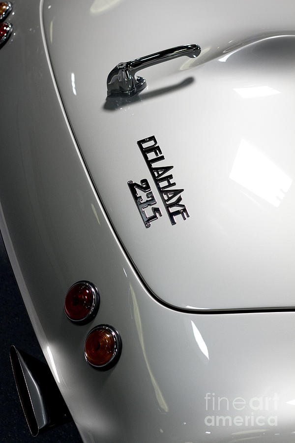Rare Cabriolet Photograph