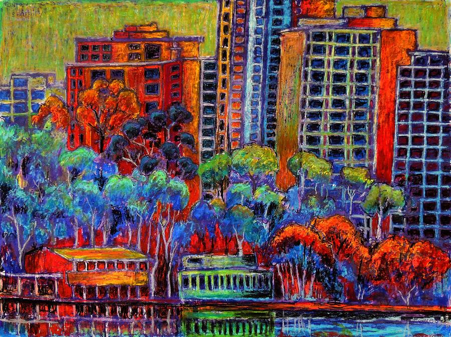 Art Painting - Re-awakening by Jeremy Holton
