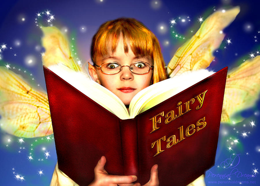 Read More Fairy Tales Digital Art