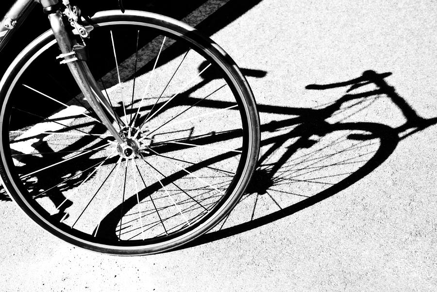 Ready To Ride Photograph  - Ready To Ride Fine Art Print