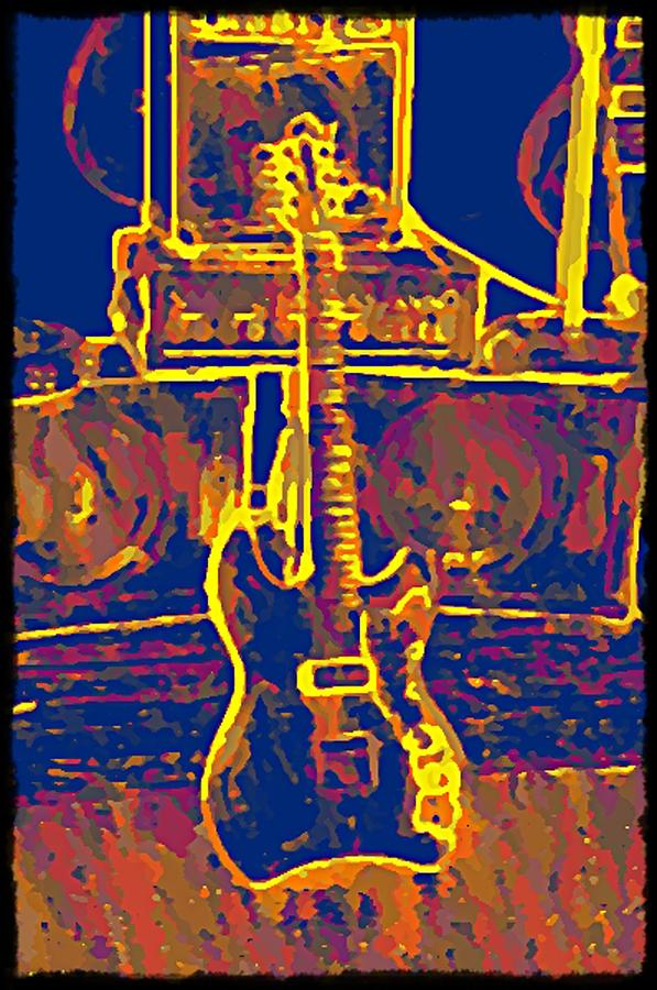 Ready To Rock Photograph  - Ready To Rock Fine Art Print