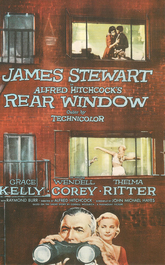 Rear Window Photograph
