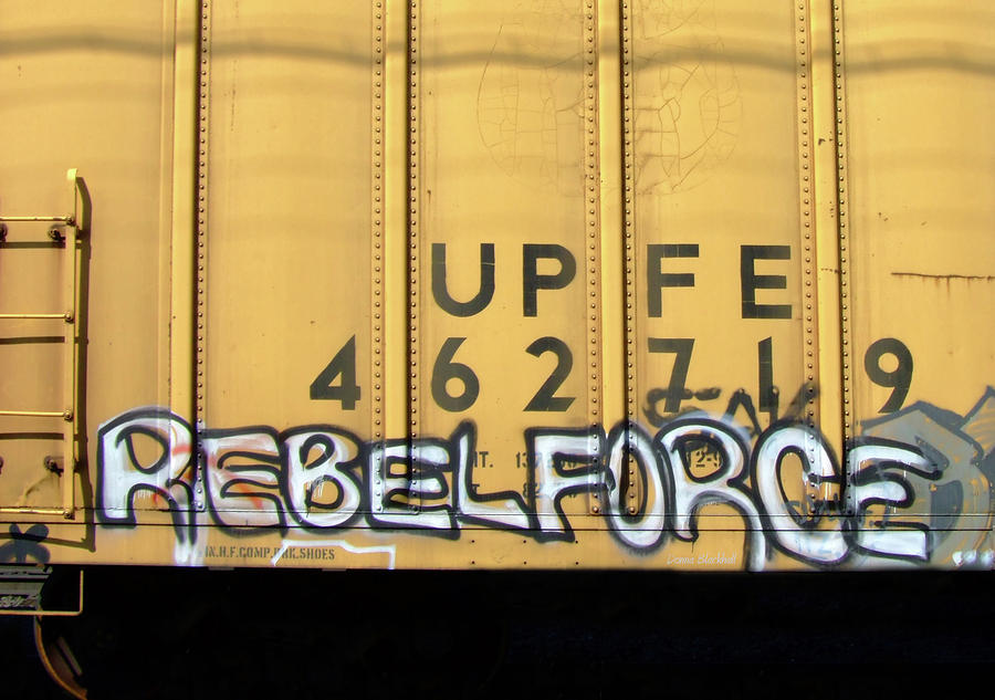 Rebel Force Photograph  - Rebel Force Fine Art Print
