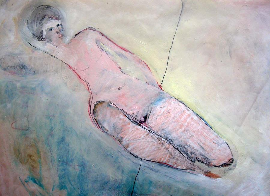 Nude Painting By Brooke Wandall Reclining Fine Art Prints