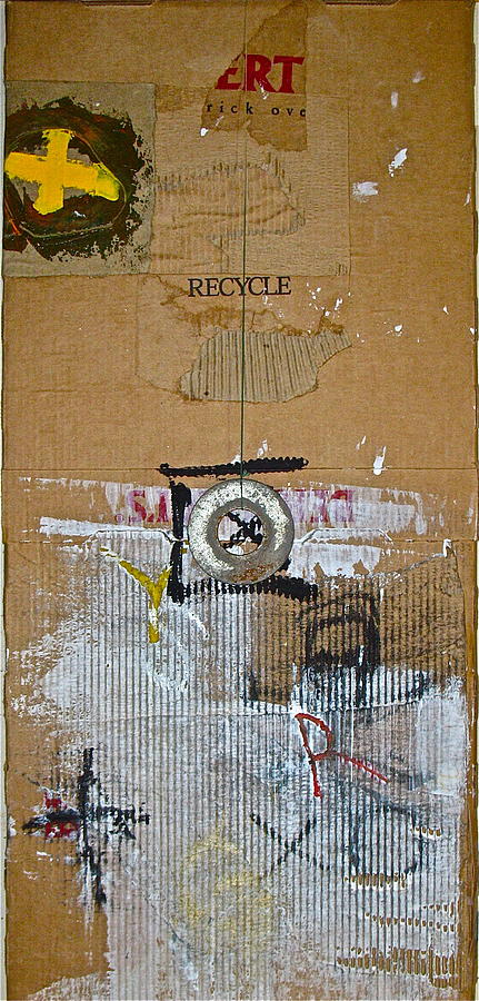 Recycle  Painting