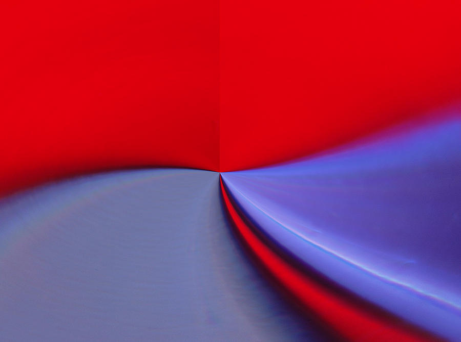 blue and red abstract - photo #11