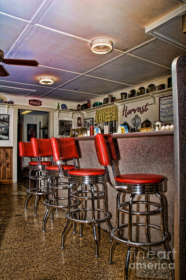 Red Cottage Restaurant Photograph  - Red Cottage Restaurant Fine Art Print
