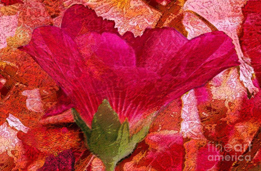 Red Queen Digital Art