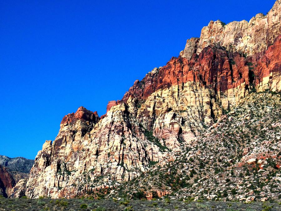 Red Rock Canyon Photograph - Red Rock Canyon 65 by Randall Weidner